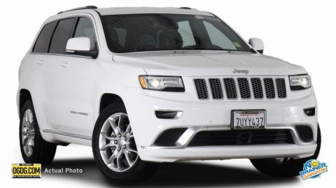 Used Jeep Grand Cherokee Summit