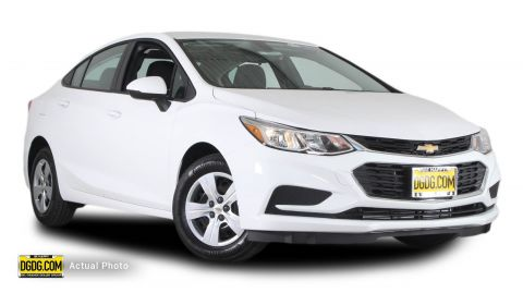 New Chevrolet Cruze LS