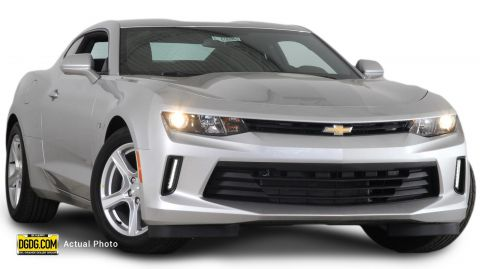 New Chevrolet Camaro 1LS