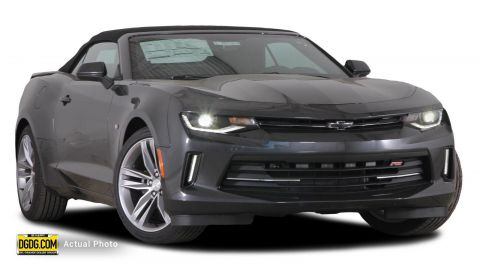 New Chevrolet Camaro LS