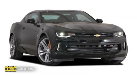 New Chevrolet Camaro LT