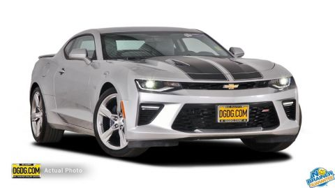 Certified Used Chevrolet Camaro SS