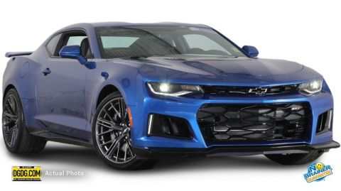 Used Chevrolet Camaro ZL1
