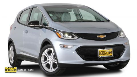 New Chevrolet Bolt EV LT