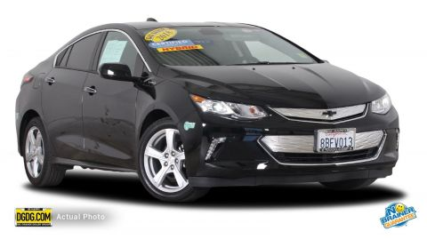 Certified Used Chevrolet Volt LT