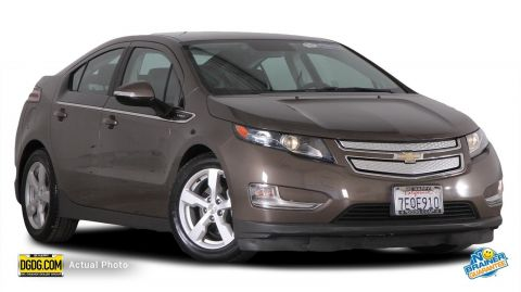 Certified Used Chevrolet Volt Base