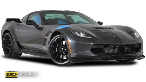 New Chevrolet Corvette Grand Sport 3LT