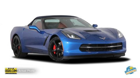 Certified Used Chevrolet Corvette Stingray
