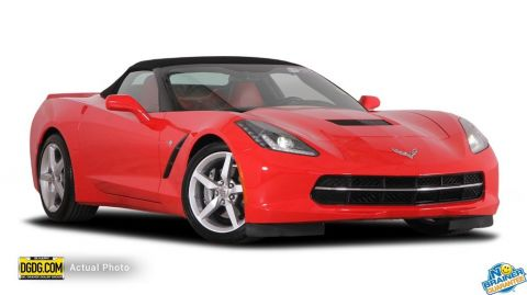 Certified Used Chevrolet Corvette Stingray Base