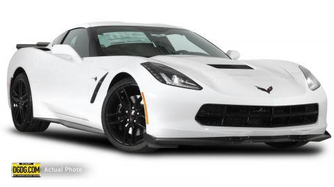 New Chevrolet Corvette Z51 1LT