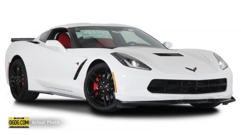 New Chevrolet Corvette Z51 2LT