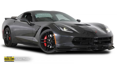 New Chevrolet Corvette Z51 3LT