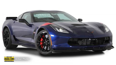 New Chevrolet Corvette Grand Sport 1LT