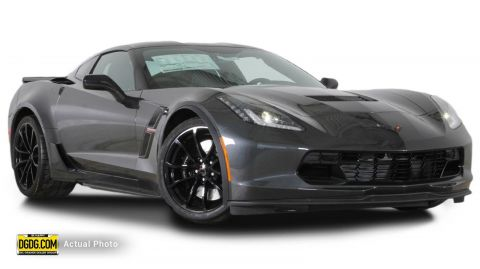 New Chevrolet Corvette Grand Sport 2LT