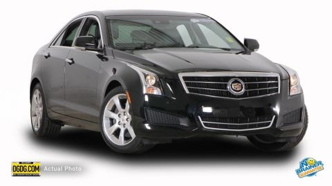 Used Cadillac ATS 3.6L Luxury