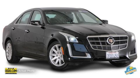 Used Cadillac CTS 3.6L Luxury