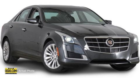 Used Cadillac CTS 2.0L Turbo Performance
