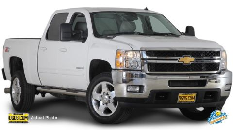 Used Chevrolet Silverado 2500HD LTZ