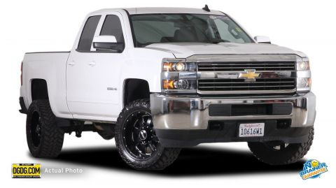 Used Chevrolet Silverado 2500HD LT