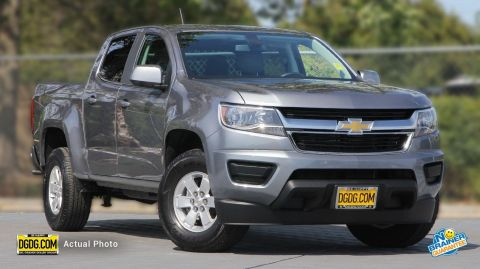 Certified Used Chevrolet Colorado Work Truck