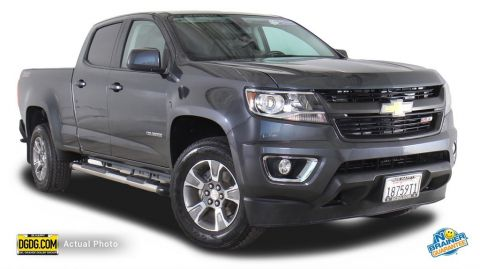 Used Chevrolet Colorado Z71