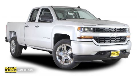 New Chevrolet Silverado 1500 Custom