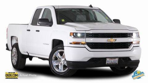 Certified Used Chevrolet Silverado 1500 Custom