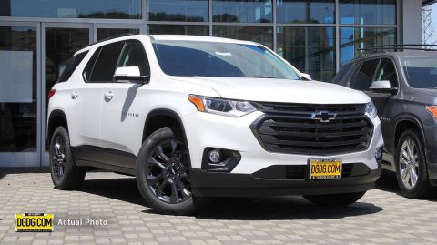 New Chevrolet Traverse RS