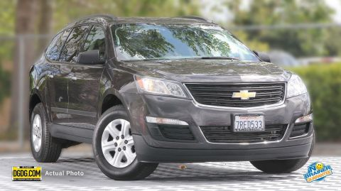Certified Used Chevrolet Traverse LS