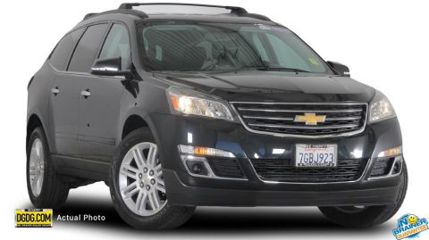 Certified Used Chevrolet Traverse LT Cloth w/1LT