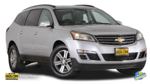 Certified Used Chevrolet Traverse 2LT