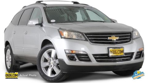Used Chevrolet Traverse LTZ