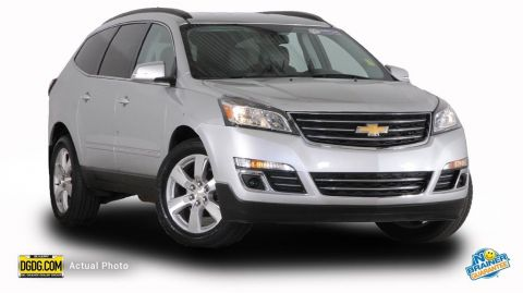 Certified Used Chevrolet Traverse Premier