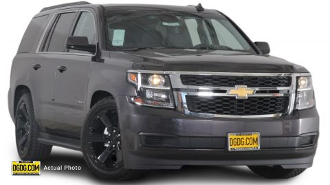 New Chevrolet Tahoe LS