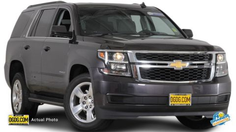 Certified Used Chevrolet Tahoe LS
