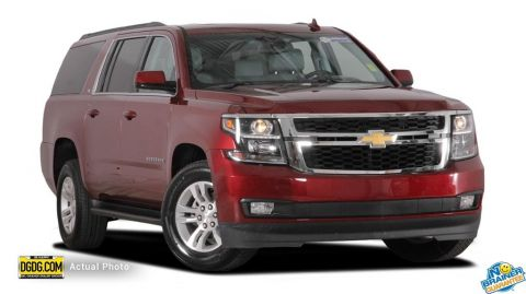 Certified Used Chevrolet Suburban LT