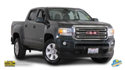 Certified Used GMC Canyon SLE1