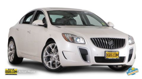 Used Buick Regal GS