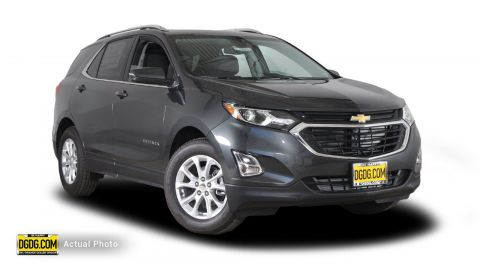 New Chevrolet Equinox LT