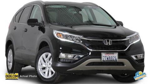 Used Honda CR-V EX-L