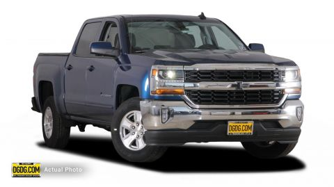 New Chevrolet Silverado 1500 LT