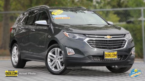 Certified Used Chevrolet Equinox Premier