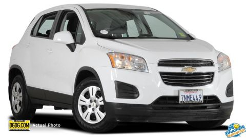 Used Chevrolet Trax LS