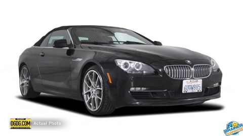 Used BMW 6 Series 650i