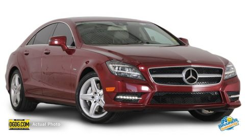 Used Mercedes-Benz CLS CLS550