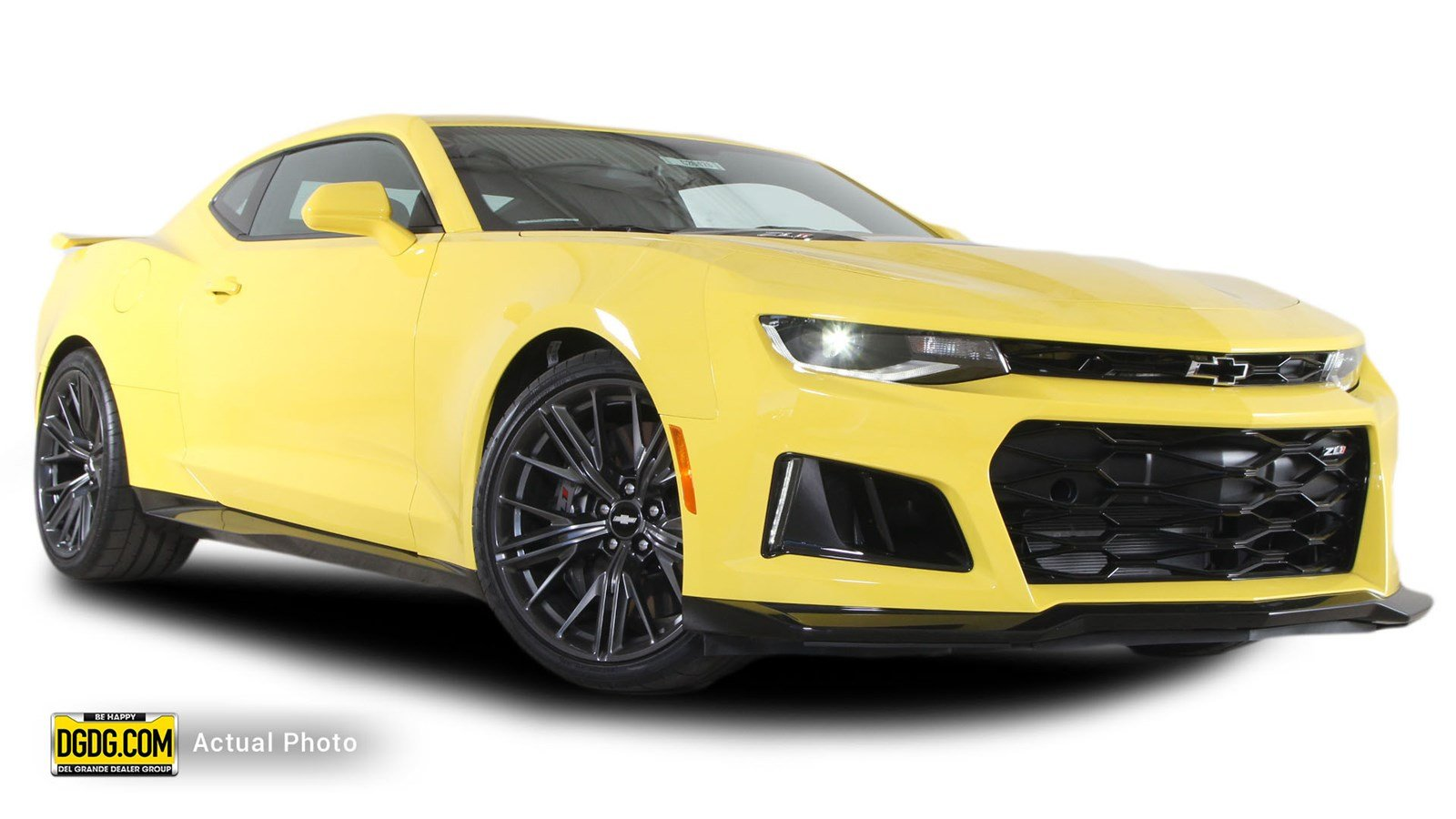 New 2018 Chevrolet Camaro ZL1 2dr Car in San Jose #C20476 | Capitol ...