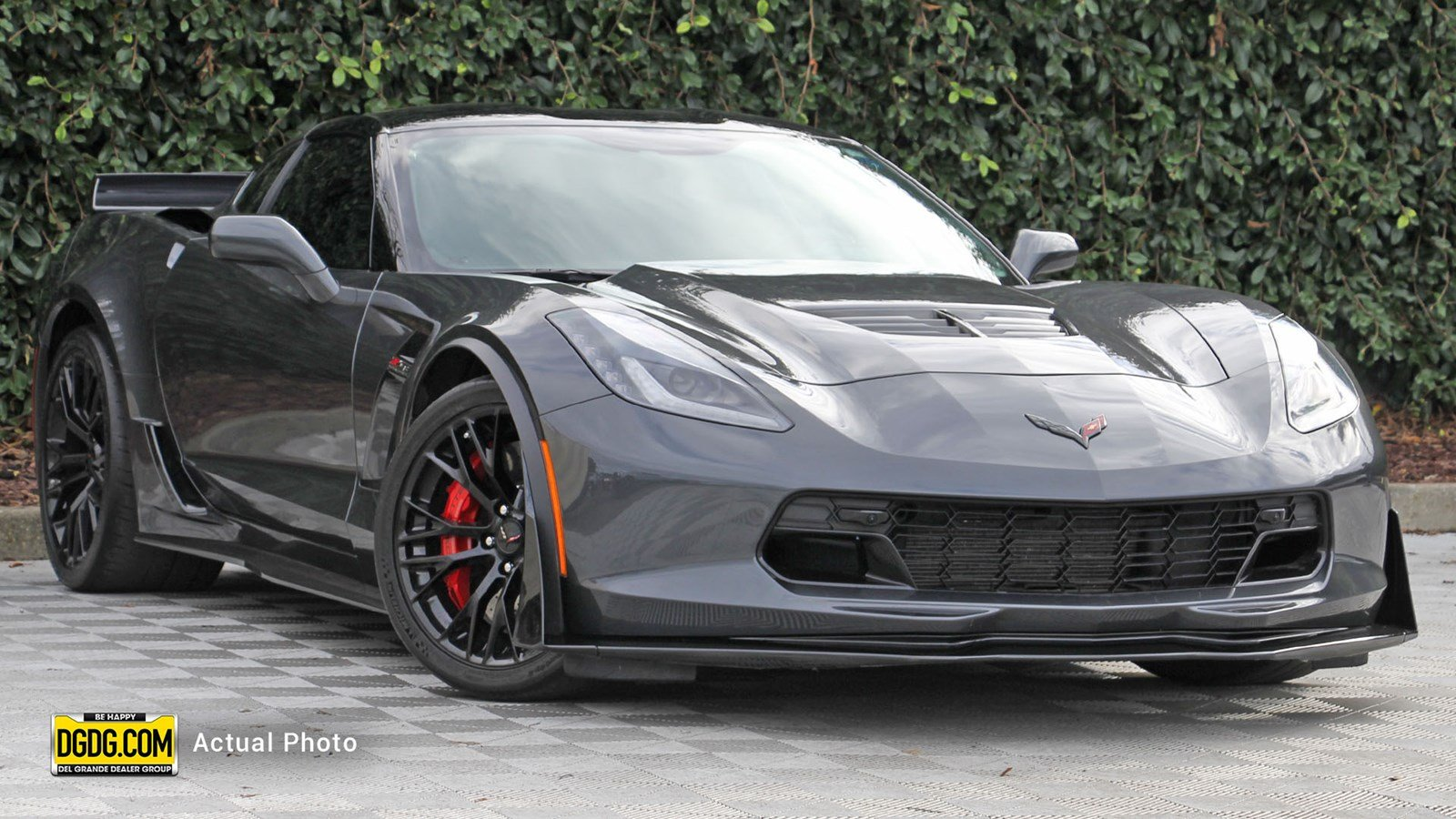 Certified Pre-Owned 2017 Chevrolet Corvette Z06