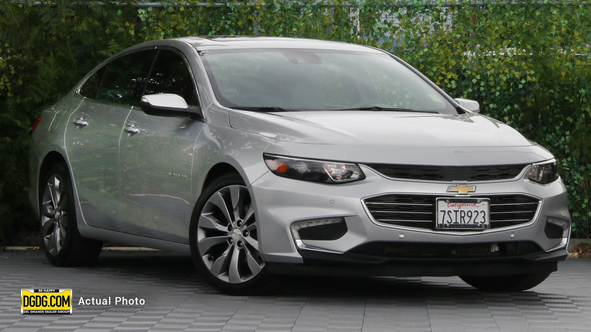 Certified Pre-Owned 2016 Chevrolet Malibu Premier