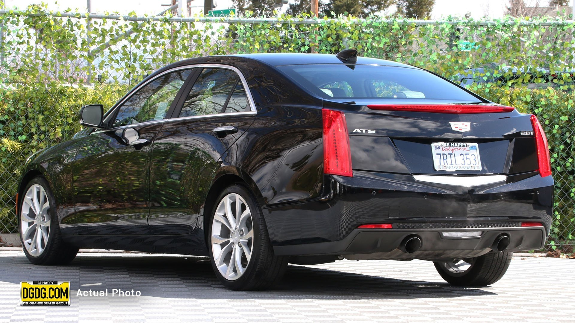 Pre-Owned 2016 Cadillac ATS 2.0L Turbo Performance