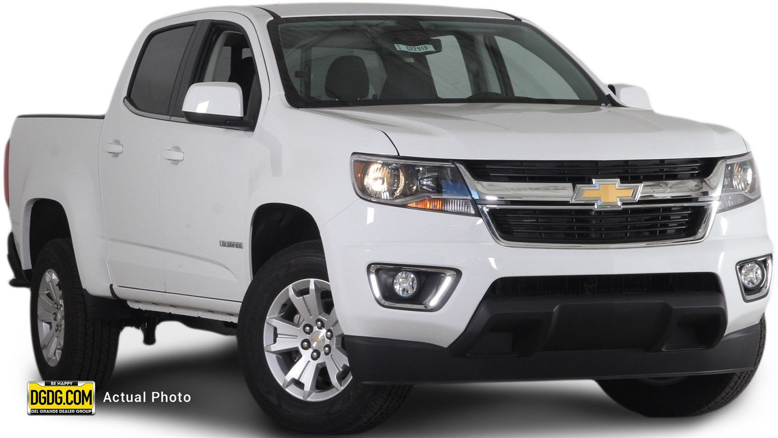 2017 Chevrolet Colorado 2WD LT Crew Cab